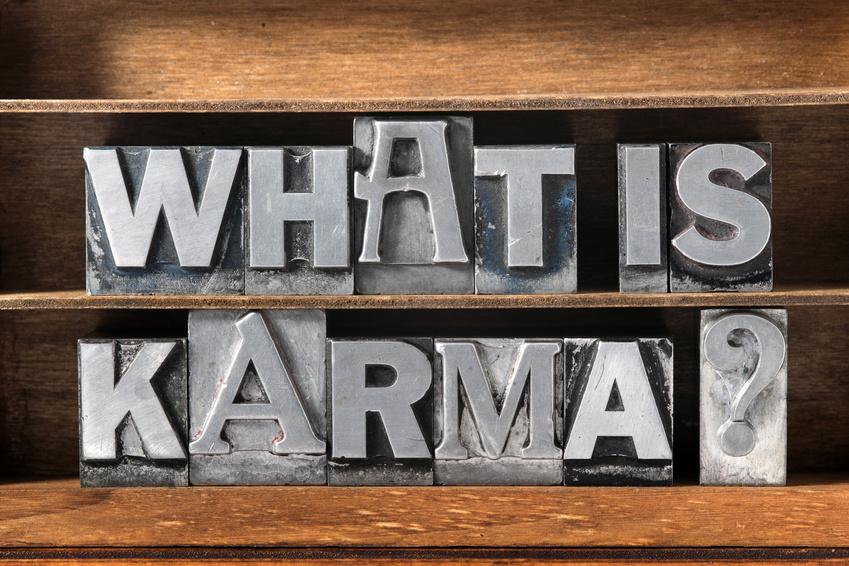 Les 12 lois du Karma qui changeront votre vie )